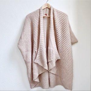 Element | Chunky Knit Open Pocket Cardigan